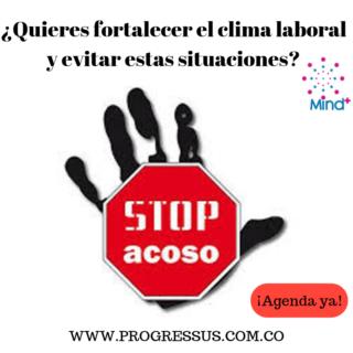 Detener el acoso laboral