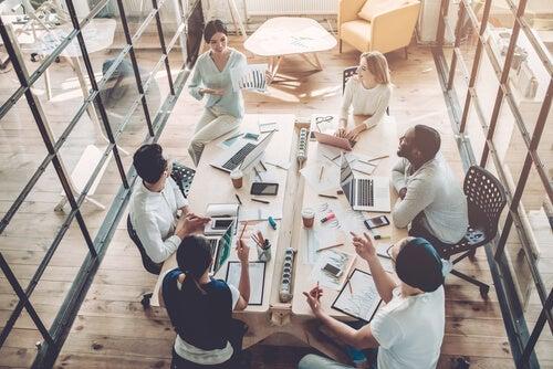 Pautas prácticas para un entorno de trabajo saludable