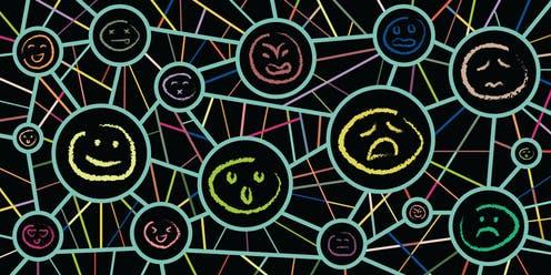 Redes sociales & salud mental